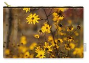 Colors Of Autumn Carry-all Pouch by Sabrina L Ryan
