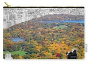 Colors Of Central Park Carry-all Pouch