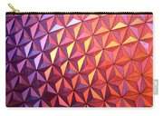 Colors Of Epcot Carry-all Pouch