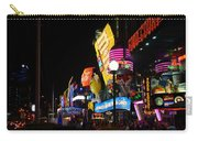 Colors Of Las Vegas Carry-all Pouch