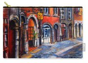 Colors Of Lyon 2 Carry-all Pouch