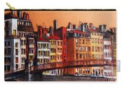 Colors Of Lyon I Carry-all Pouch