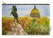 Colors Of Russia Monuments Of Saint Petersburg Carry-all Pouch