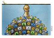 Colors Of Russia St Petersburg Cathedral IIi Carry-all Pouch by Irina Sztukowski