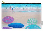 Colors Of Summer Beach Painting Carry-all Pouch