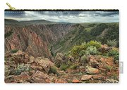 Colors Of The Black Canyon Carry-all Pouch