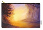 Colors Of The Morning Light Carry-all Pouch