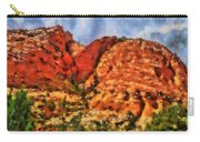Colors Of Zion Carry-all Pouch