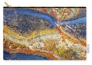 Colors On Rock I Carry-all Pouch