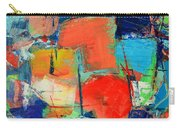 Colorscape Carry-all Pouch by Ana Maria Edulescu
