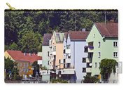 Colorul Houses In Germany Carry-all Pouch