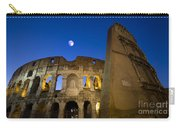 Colosseum And The Moon Carry-all Pouch