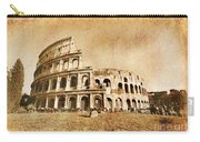 Colosseum Grunge Carry-all Pouch