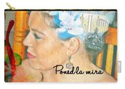 Colossians 3 2 Spanish Carry-all Pouch