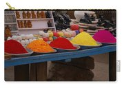 Coloured Powder Carry-all Pouch
