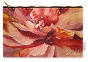 Colourful Hibiscus Carry-all Pouch