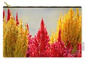 Colourful Plants Carry-all Pouch