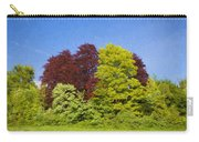 Colourful Trees Carry-all Pouch