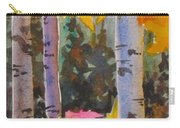 Colours Of The Rainbow Carry-all Pouch
