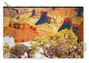 Colours Within The Canyon Carry-all Pouch by Tara Turner