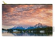 Colter Bay Sunset Carry-all Pouch