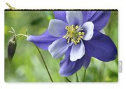 Columbine Card  Carry-all Pouch