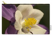 Columbine Floral Carry-all Pouch