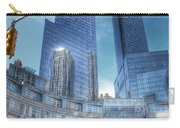 New York - Columbus Circle - Time Warner Center Carry-all Pouch