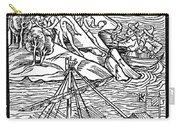 Columbus Hispaniola, 1492 Carry-all Pouch