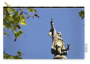 Columbus Monument - Barcelona Carry-all Pouch