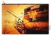 Columbus Visions Malaga Spain Carry-all Pouch