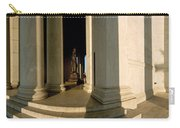 Columns Of A Memorial, Jefferson Carry-all Pouch
