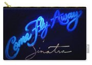 Come Fly Away On Broadway Carry-all Pouch