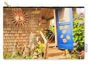 Come On In To A Mendocino Art Studio Carry-all Pouch