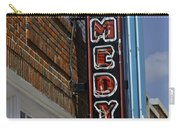 Comedy House Sign In Deep Ellum Carry-all Pouch