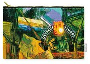 Comerica At Night Carry-all Pouch