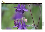 Comfort In Purple Carry-all Pouch