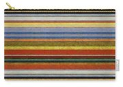 Comfortable Stripes Vll Carry-all Pouch