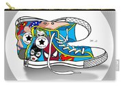 Comics Shoes 2 Carry-all Pouch