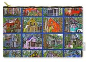 Coming Home Photo Assemblage In Asbury Grove In South Hamilton-massachusetts Carry-all Pouch