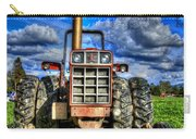 Coming Out Of A Heavy Action Tractor Carry-all Pouch
