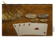 Coming Up Aces Carry-all Pouch