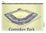Comiskey Park 1910 Carry-all Pouch
