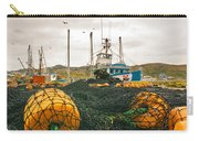 Commercial Fishing In The North Atlantic Carry-all Pouch