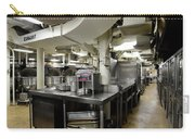 Commercial Kitchen Aboard Battleship Carry-all Pouch