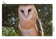 Common Barn Owl 1 Carry-all Pouch