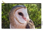 Common Barn Owl 10 Carry-all Pouch