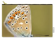 Common Blue Carry-all Pouch