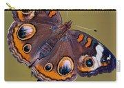 Common Buckeye Precis Coenia Carry-all Pouch
