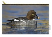 Common Goldeneye Hen Carry-all Pouch